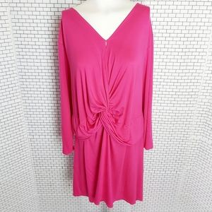 NWOT Plus Size Pink Top